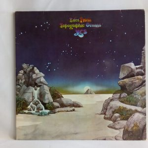 Yes: Tales From Topographic Oceans | Venta de vinilos de Rock Progresivo - Chile