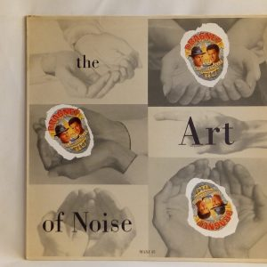 "The Art Of Noise: Dragnet | Venta de vinilos 12"" de Hip Hop - Chile"