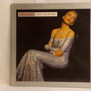 Eurythmics: Don't Ask Me Why | Venta discos de vinilo de Synth-pop - Chile