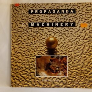 "Propaganda: p: Machinery | Venta vinilos de 12"" pulgadas Synth-pop - Chile"