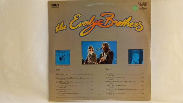 The Everly Brothers: The Everly Brothers   Venta de vinilos de Rock Clásico