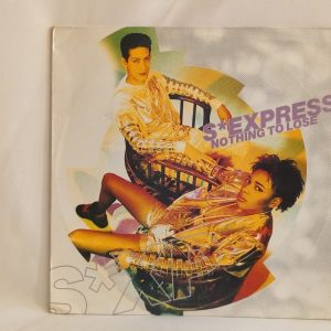 S'Express: Nothing To Lose | Discos de vinilo de House - CHILE