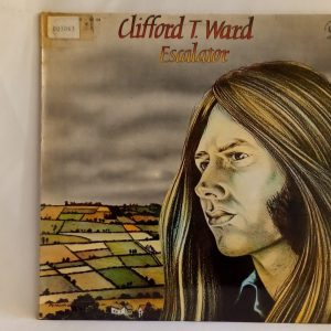 Clifford T. Ward: Escalator | Venta discos de vinilo de Soft Rock - Chile