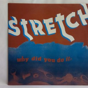 Stretch: Why Did You Do It? | Venta discos de vinilo de Disco - Funk /Chile
