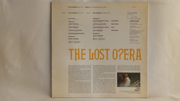 Kimera: And The Operaiders With The London Symphony Orchestra | Vinilos de música Disco - CHILE