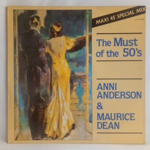 Anni Anderson & Maurice Dean: The Must Of The 50's | venta discos de vinilo de Jazz - Big Band | CHILE
